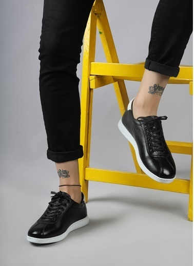 MARTINETTO Sneakers Siyah